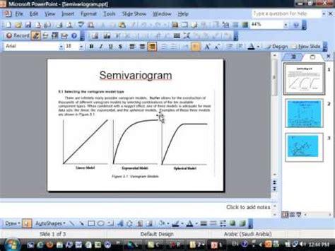 tutorial kriging arcgis geostatistical analysis funnydog tv