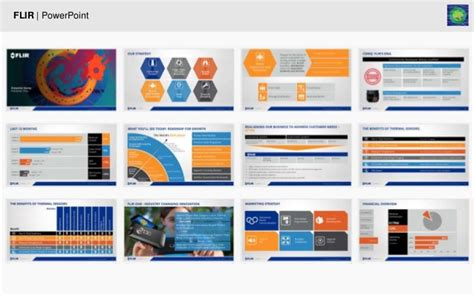 presentation design templates presentation design template set up