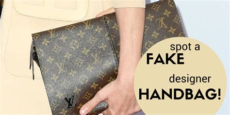 10 Ways To Spot A Designer Bag by Tbd Must Spot A Designer Handbag In A Jiffy