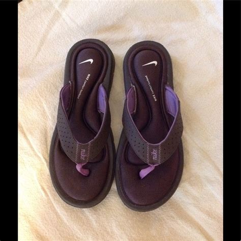nike comfort bed nike nike comfort bed flip flops 7 from judy s closet on