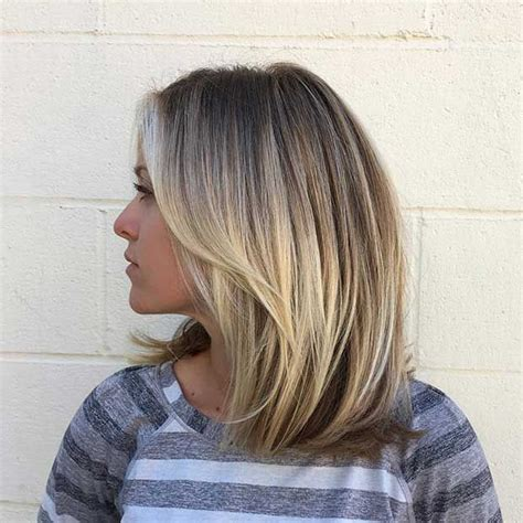 long layered lob haircut 25 best ideas about long bob hairstyles on pinterest