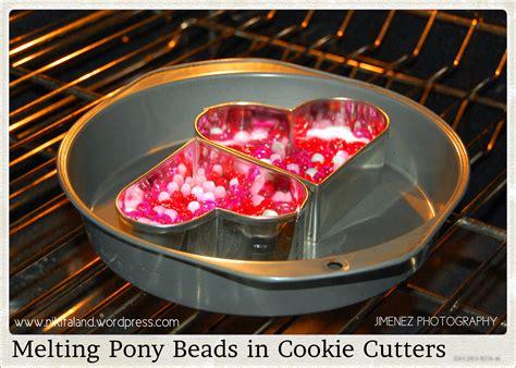 melting pony melted pony bead hearts nikitaland