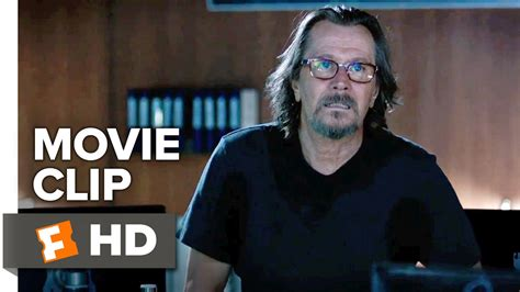 gary oldman mars the space between us movie clip wait this out 2017