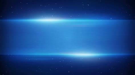 blue futuristic title plate loopable background Motion