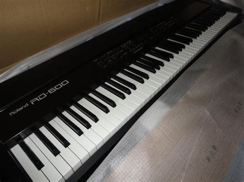 Keyboard Roland Rd 600 photo roland rd 600 roland rd 600 61877 1534260 audiofanzine