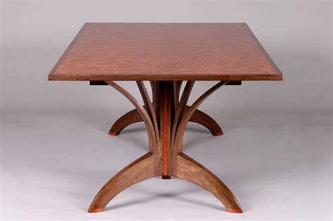 smith dining table rectangular hardwood table seth rolland