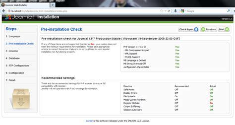 cara membuat website gratis menggunakan joomla cara membuat website menggunakan cms joomla root93 co id
