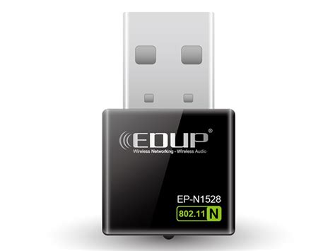 Edup Wireless Usb Adapter 80211n 300mbps Realtek8192cu Chispset White mini usb wireless wifi adapter ep n1528 edup