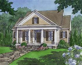 Southern Home Plans House Plan Dewy Rose Sl1842 By Southern Living House