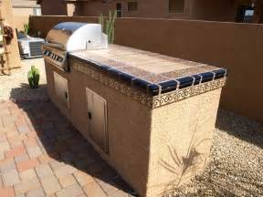 outdoor kitchen countertops ideas saltillo tile patio outdoor patio and pool tile designs