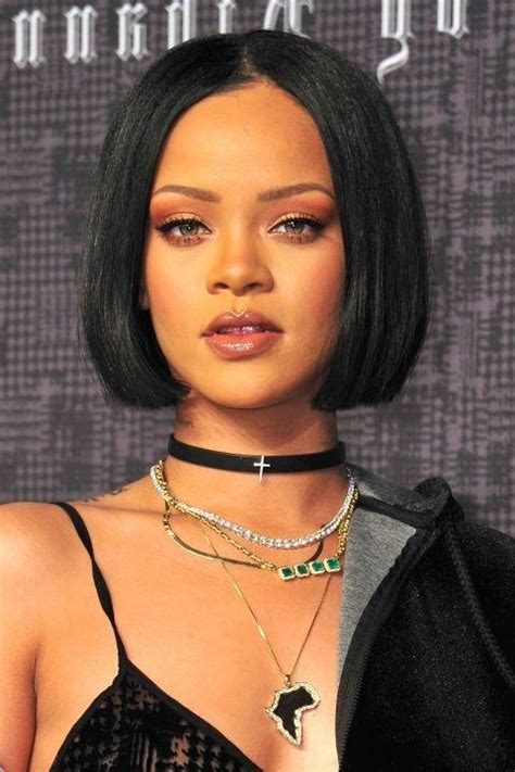 rihanna hairstyles gallery rihanna bob hairstyle pictures hairstyles