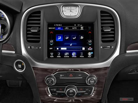 interior chrysler 300 chrysler 300 prices reviews and pictures u s news