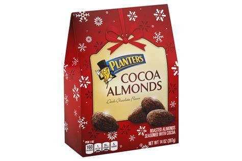 Planters Cocoa Almonds 14 Oz Box Kraft Recipes Planters Cocoa Almonds