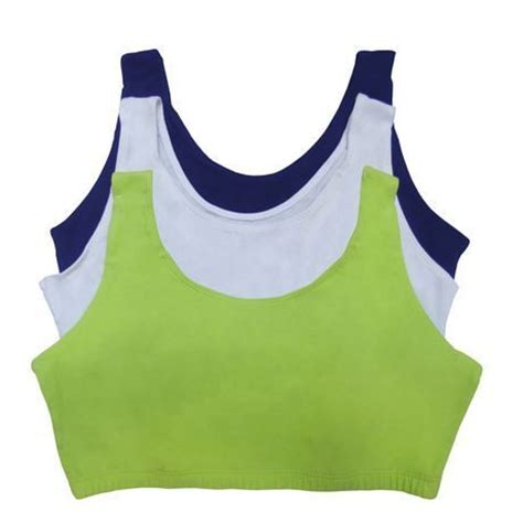 fruit of the loom bras fruit of the loom 3 pack hanging sports bras yp ca