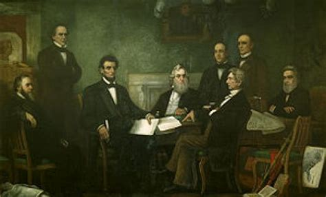 abraham lincoln cabinet how lincoln s assassination affected his cabinet members