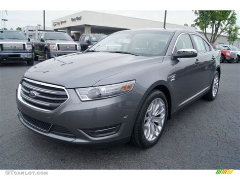 2013 Ford Taurus Limited by Sterling Gray Metallic 2013 Ford Taurus Limited Exterior