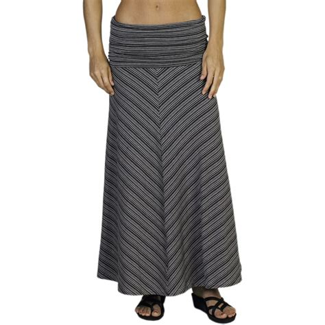 exofficio go to stripe maxi skirt s backcountry