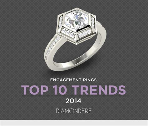 Engagement Rings: Top 10 Trends of 2014   Diamondere Blog