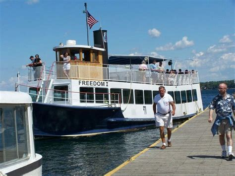 uncle sam boat tours to singer castle alexandria tours check out alexandria tours cntravel