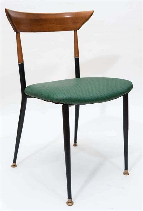 mid century modern dining room furniture mid century modern dining chairs at 1stdibs