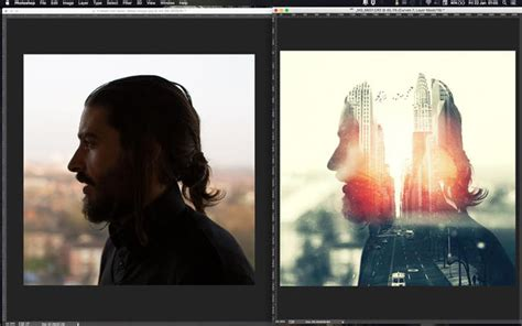edit lab tutorial double exposure how to make a killer multiple exposure portrait using