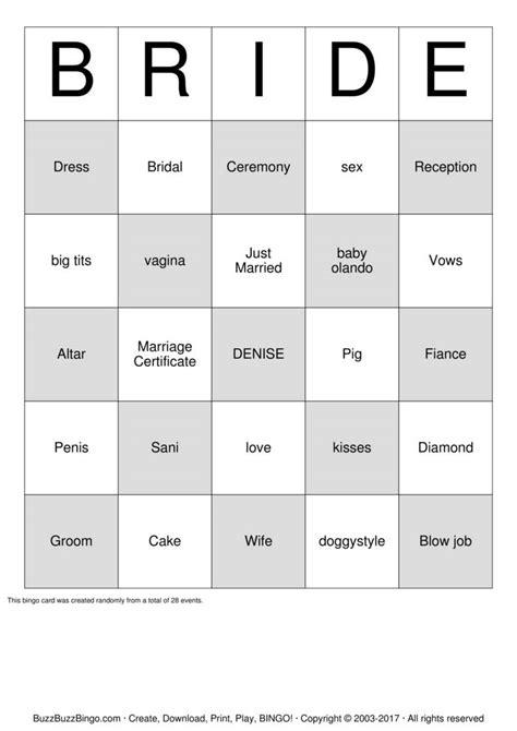 bachelorette bingo bingo cards to download print and