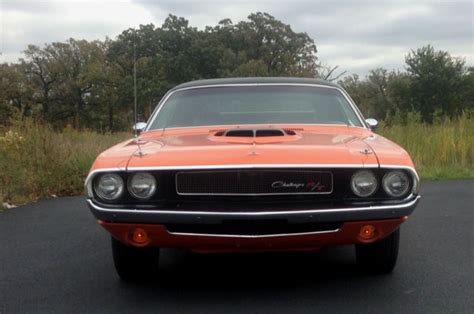 black and orange dodge challenger seller of classic cars 1970 dodge challenger orange black