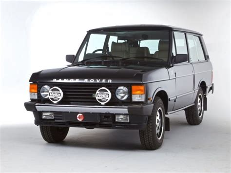 1991 range rover classic for sale classic car ad from collectioncar com