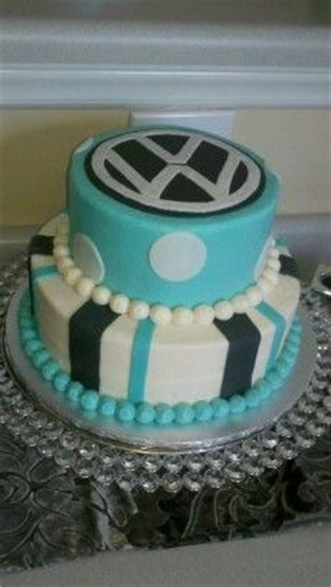 images  das vw cakes  cookies  pinterest vw bus bus cake  vw beetles