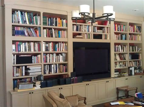 t v media bookcase ideal cabinets inc