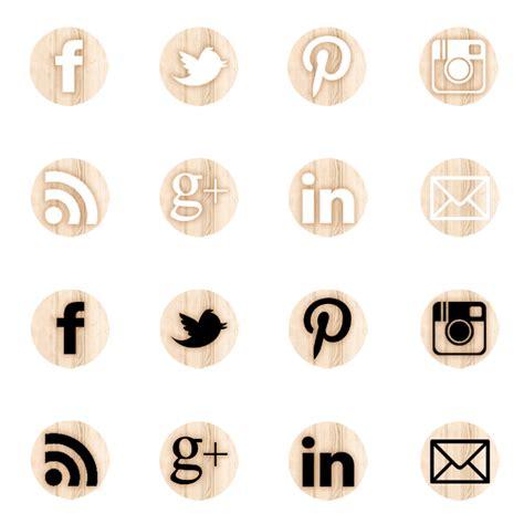 imagenes de redes sociales blanco y negro descargar iconos de redes sociales tecnobae com