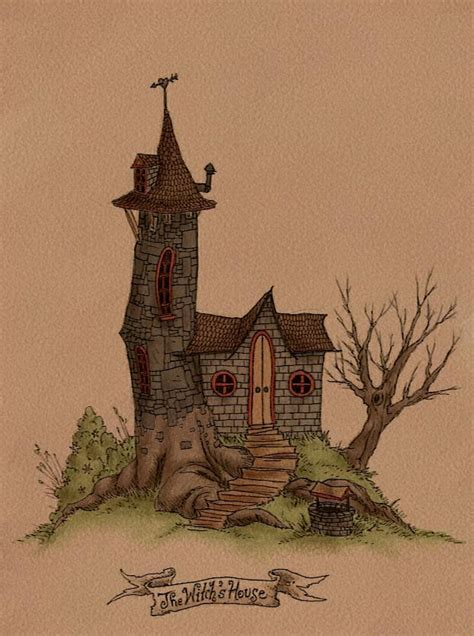 the witch s house the witch s house by alecueous on deviantart