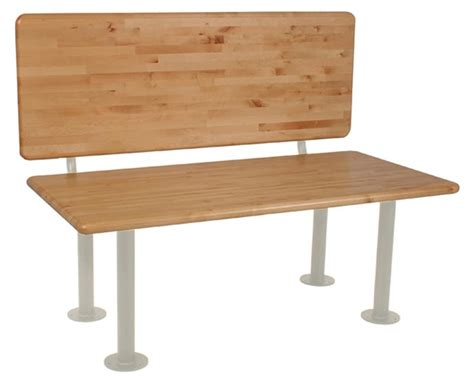 ada benches all hardwood ada benches by wisconsin bench options lockers worthington direct