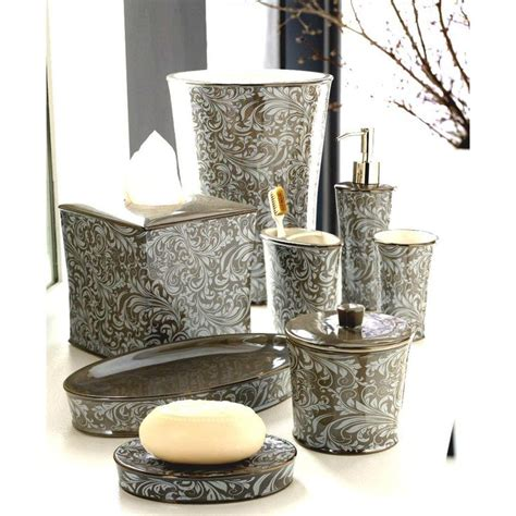 Rustic Bathroom Accessories Top 25 Best Rustic Bathroom Accessory Sets Ideas On