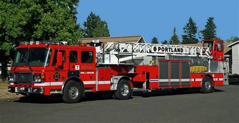 Engines Photos Portland Oregon Truck 7