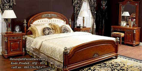 Tempat Tidur Empire tempat tidur klasik jual tempat tidur jati jepara