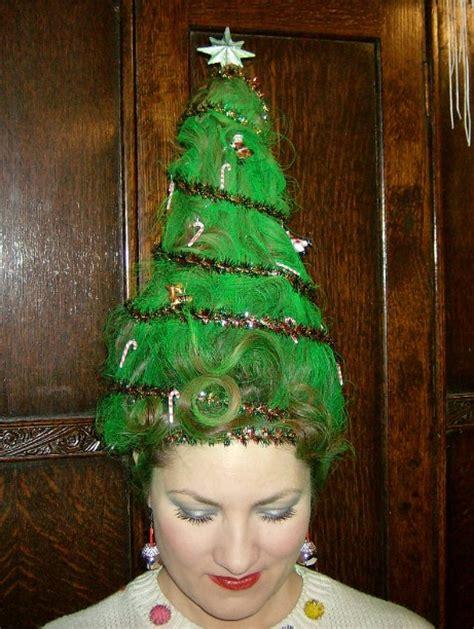 christmas tree girls hair do 28 sweater ideas c r a f t