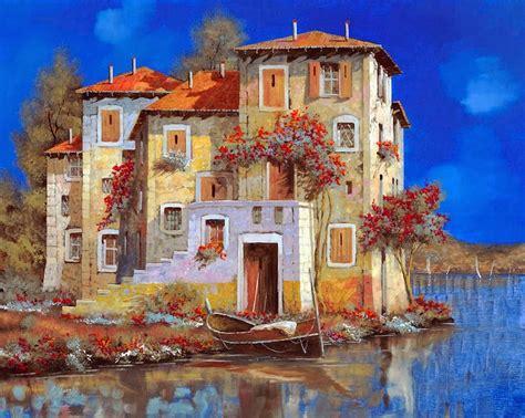 Imagenes De Paisajes Italianos | cuadros pinturas oleos pintores de paisajes