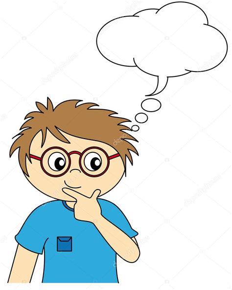 imagenes niños pensando animadas ni 241 o pensando archivo im 225 genes vectoriales 169 sbego 19742517