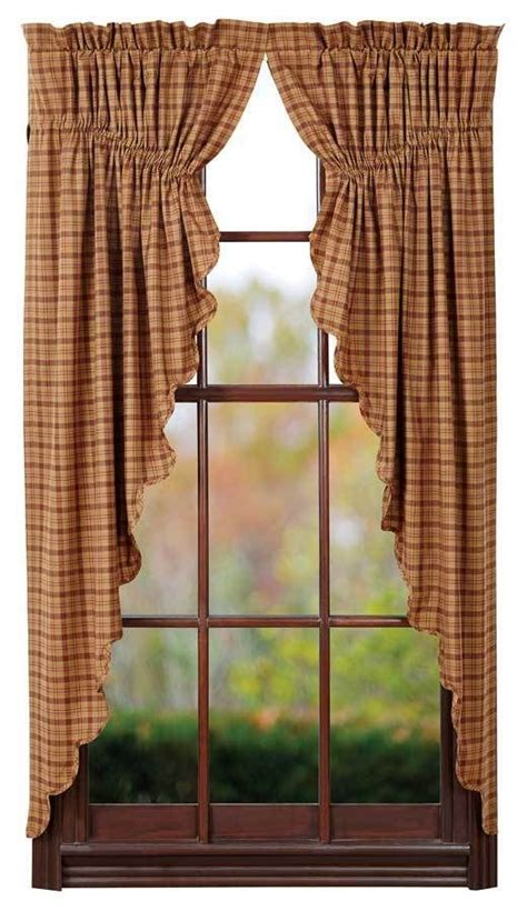 primitive curtains pinterest everything primitives berkeley prairie curtain set 39