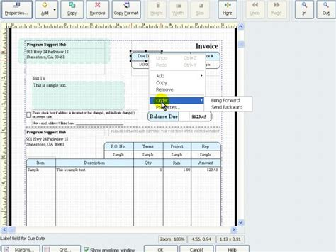 free quickbooks templates quickbooks detail forms gt quickbooks templates