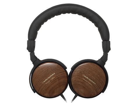 Ath Esw9 Sovereign Wood Headphones by New Audio Technica Limited Edition Woodies Ath Esw9ltd