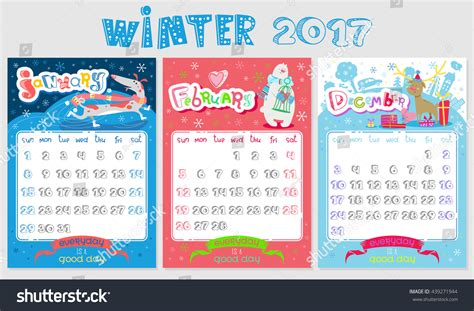 doodle email calendar doodle calendar design 2017 year in vector inspirational