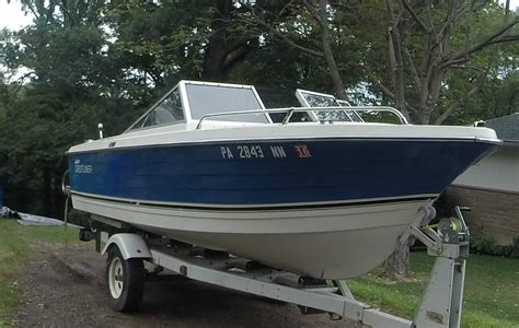 ebay crestliner boats amf crestliner apollo 660 boat for sale from usa