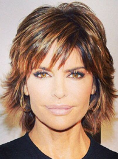 achieve lisa rinna hair cut medium shaggy haircuts for women over 50 short hairstyle