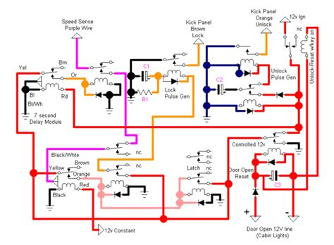 how to read an electrical diagram lesson 1 free auto
