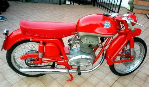 mv agusta 175 disco volante 1954 mv agusta 175 css disco volante sold car and classic