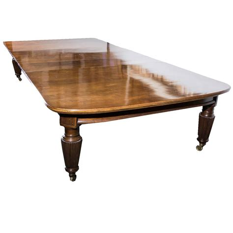 Extending Dining Tables For Sale Antique Extending Dining Table Circa 1880 For Sale At 1stdibs