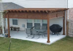 Pergola Shading by Aluminum Vs Cedar Or Redwood For Shade Austin Outdoor