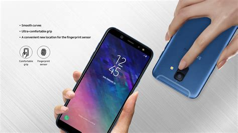 Harga Samsung A6 A6 samsung galaxy a6 a6 go live on samsung indonesia